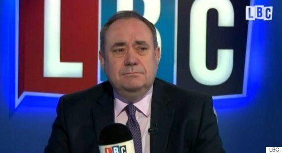 Alex Salmond Reads Mean Tweets During LBC Radio