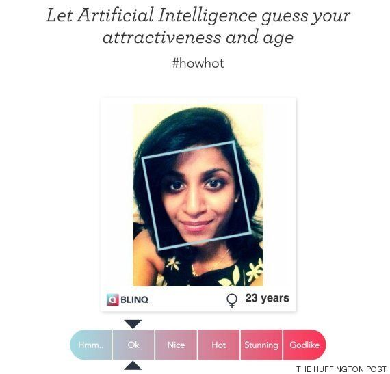 New Website Uses Artificial Intelligence To Guess Your Attractiveness And