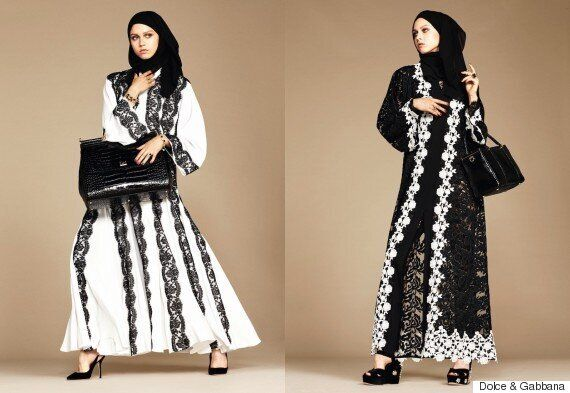 Dolce & Gabbana Launch Hijab And Abaya Range For Muslim