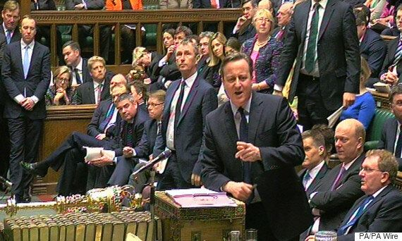 PMQs: David Cameron Makes Painful Shakespeare 'Jokes' At Jeremy Corbyn's