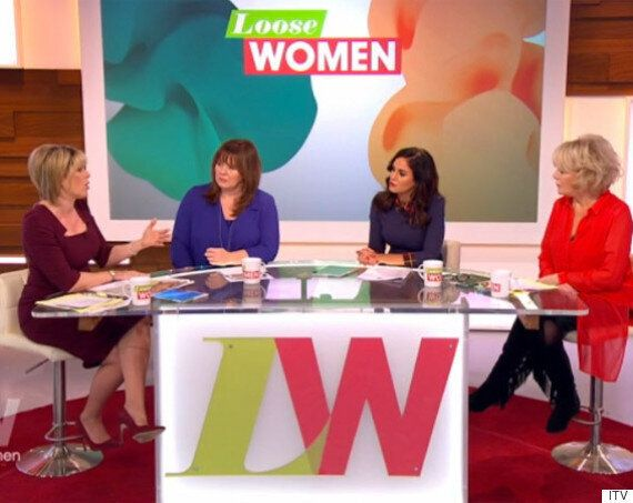 Vicky Pattison Proves A Hit With 'Loose Women' Viewers, As They Call For Her To Be Made Permanent
