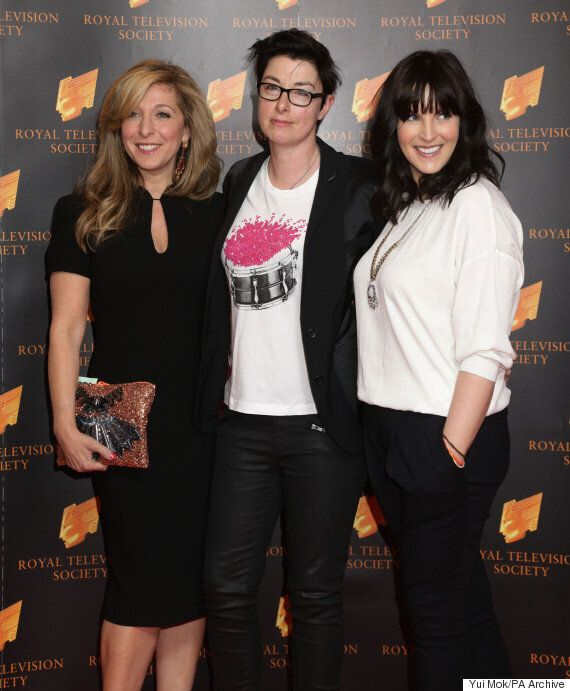 Great British Bake Off's Sue Perkins Reveals Homophobic Comment From Doctor Who Told Her She Was