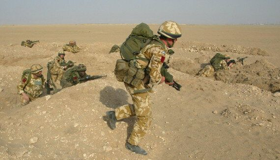 More British Troops Head To Iraq To Help With Training In Fight Against Islamic