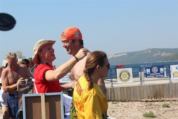 Swim the Hellespont - And Change Your