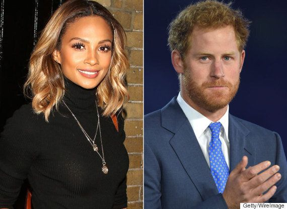 Alesha Dixon Reveals Prince Harry Once Chatted Her Up: ' I Thought He Just Wanted To Say