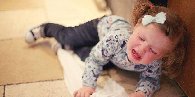 Four Reasons Why You Shouldn't Ignore or Punish Toddler