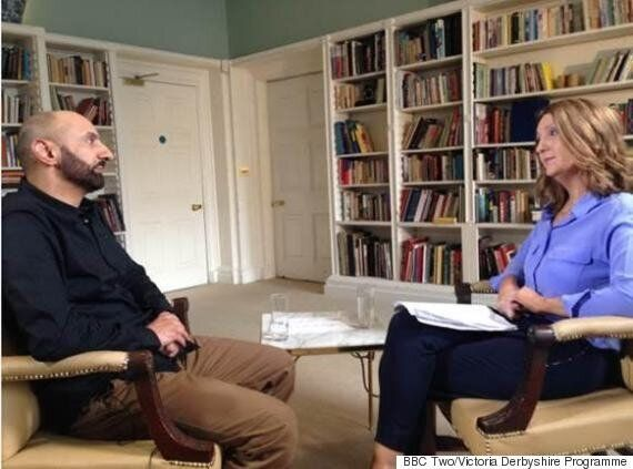 Babar Ahmad Says His Support For The Taliban Was 'Naive' In Victoria Derbyshire