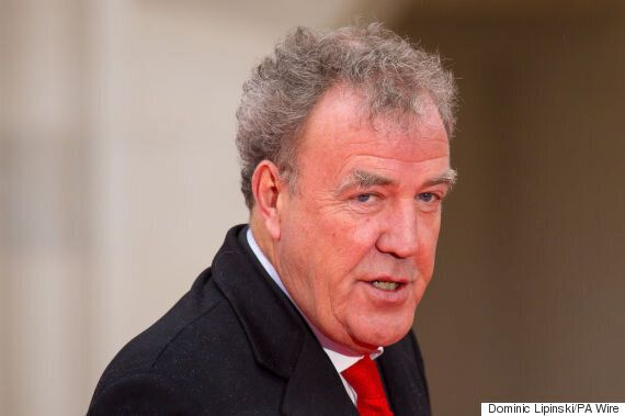 Jeremy Clarkson Declares His Support For Remaining In The European