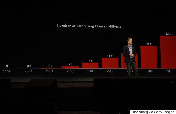 Netflix Reveals 42.5 Billion Hours Of Content Watched In