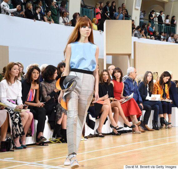 London Fashion Week Roksanda Show: What Samantha Cameron Will Be Wearing In Spring