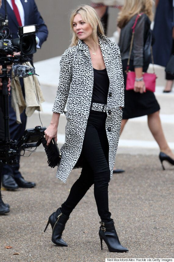 London Fashion Week: Kate Moss, Cara Delevingne, Benedict Cumberbatch And More Head To Burberry Prorsum