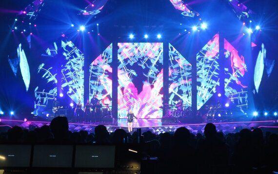 Ellie Goulding Delirium World Tour At Sheffield