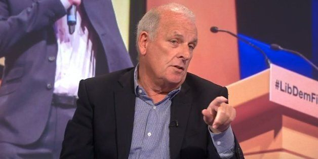 Kelvin MacKenzie Offends Scots After Calling Nicola Sturgeon 'The Lady Who Runs