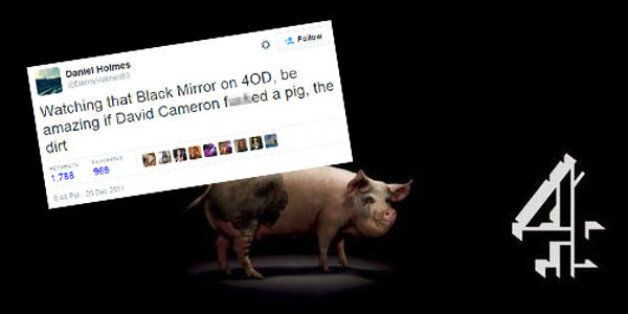 This Guy Predicted PigGate Four Years Ago And Now His Twitter Is In