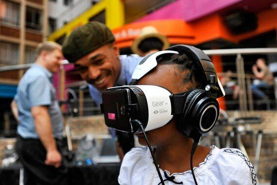 Future Visions of Johannesburg: How Creative Technology Is Changing the City's