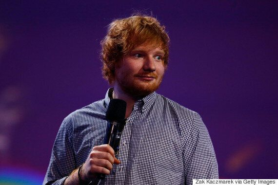 Ed Sheeran Admits Making An Accidental Dig At Adele's 'Hello' Music Video, During Dinner With The