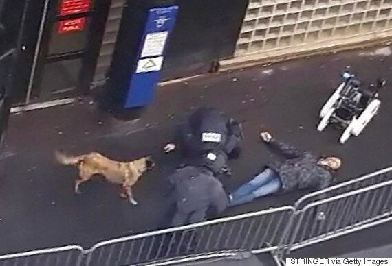 Paris Police Station Shooting: Man Shot Dead In City's Barbes Area 'Had Knife And Fake Explosives