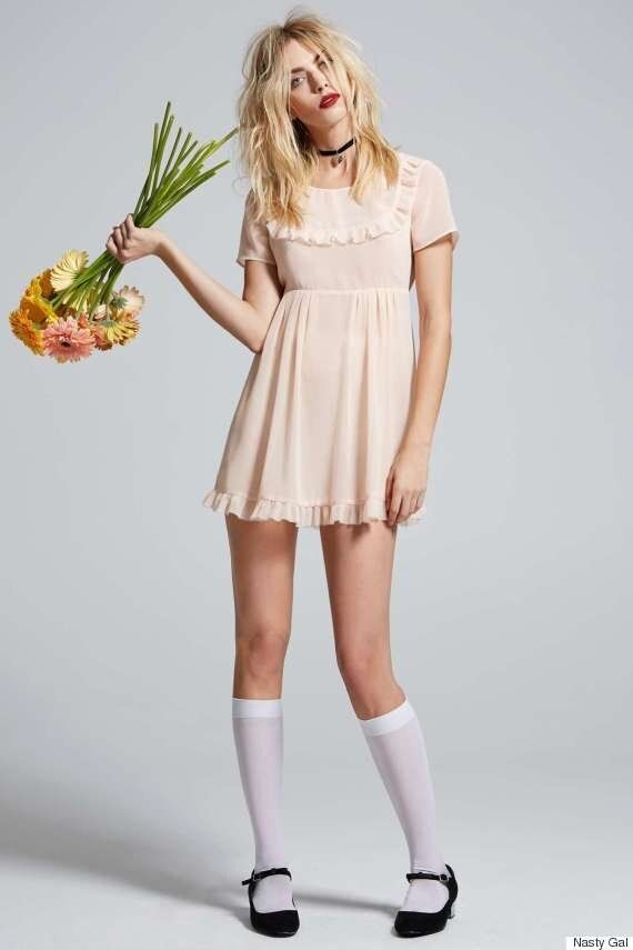 Nasty Gal X Courtney Love Collection Is On Sale Now, And We Want It