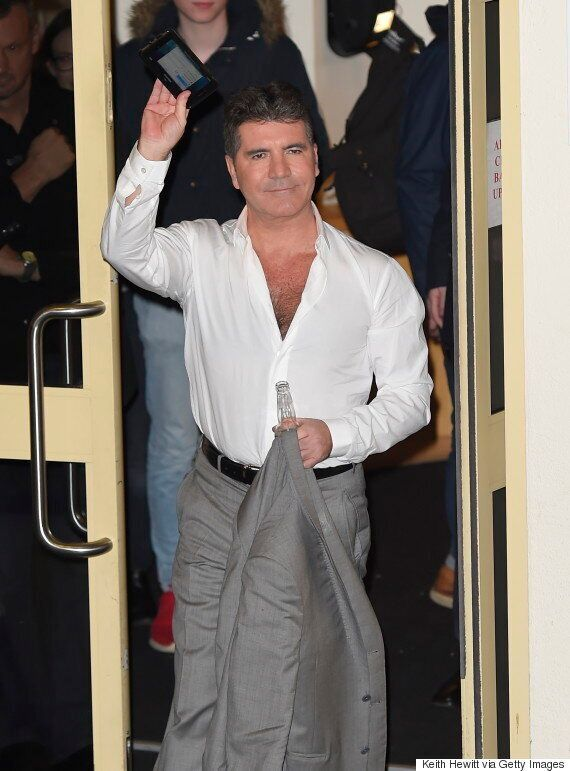 Simon Cowell 'Plans Raunchy New Series' Based On 'Behind The Mask', Following 'Fifty Shades Of Grey'