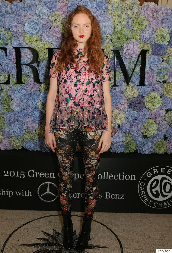 London Fashion Week: Erdem's Sustainable Fashion Collection That Has Lily Cole's Seal Of