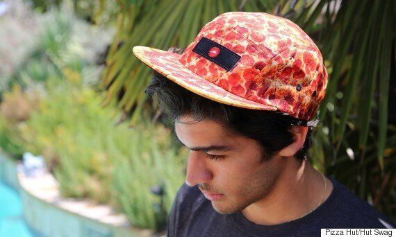 Pizza Hut Launch Clothing Line 'Hut Swag', Internet