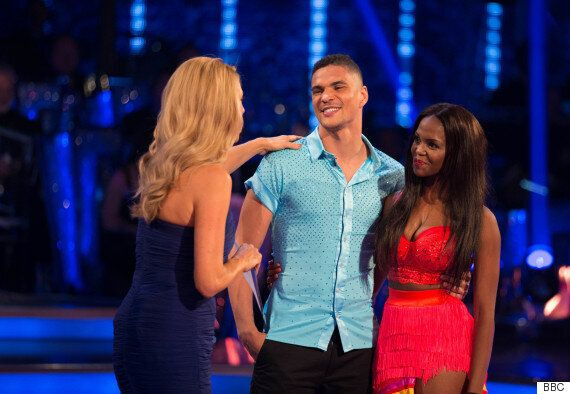 'Strictly Come Dancing': Anthony Ogogo Labelled An 'Arsehole' By Professional Dance Partner Otlile Mabuse...