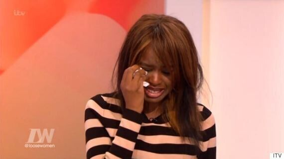 'Loose Women': June Sarpong Breaks Down As She Discusses Brother's Suicide Upon Return To ITV