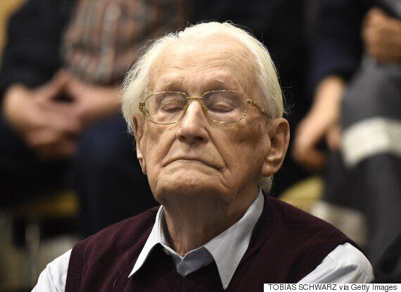 Woman, 91, Charged With 260,000 Counts Of Accessory To Murder At Auschwitz Nazi Death