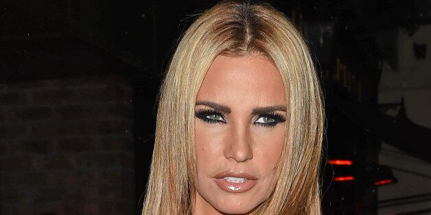 Photo by: KGC-143/STAR MAX/IPx 2015 9/16/15 Katie Price at a book launch party