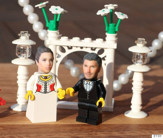 Dreams Come True As Online Store Customises People's Faces On LEGO