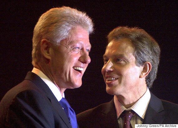 Tony Blair Warned By Bill Clinton Of Iraq Weapons 'Nightmare' Four Years Before Invasion Toppled