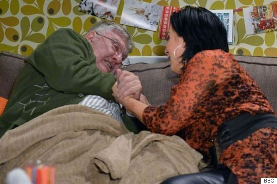 'EastEnders' Viewers Weren't Convinced By Charlie Slater's 'Laughable' Death Scene, Branding It 'Worst...
