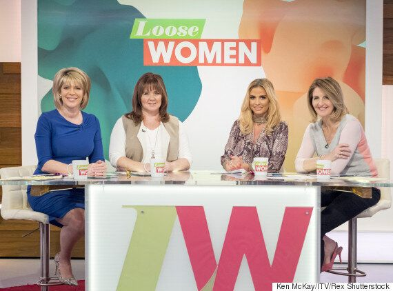 Alex Reid Slams Katie Price For 'Inciting Transgender Hatred' Over 'Loose Women'