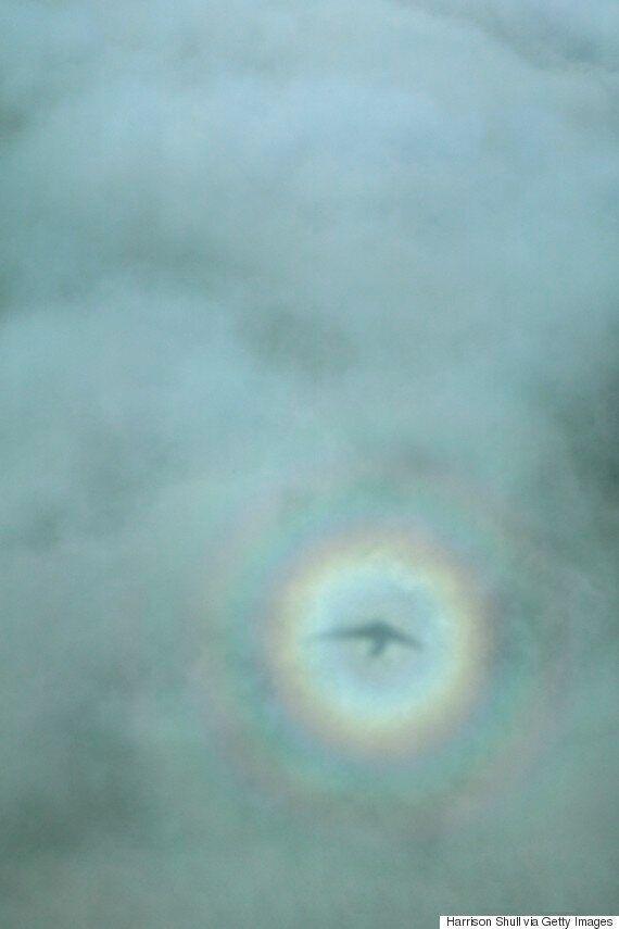 Brocken Spectre: Hikers Capture Rare Rainbow 'Halo' Optical