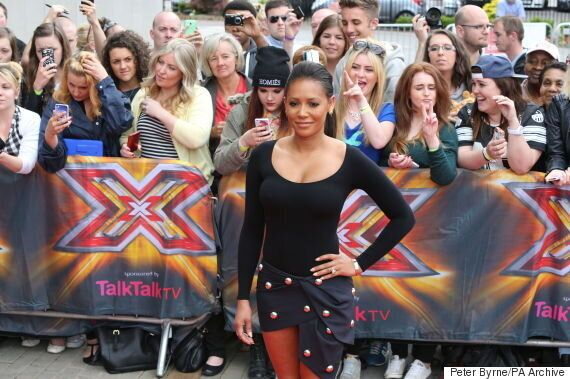 'X Factor' 2016: Mel B Reveals She Would Return As A Judge, After Being Replaced By Rita