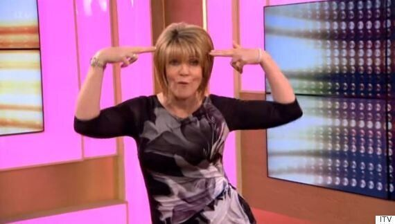 Ruth Langsford And Eamonn Holmes Did A 'Lip Sync Battle' On 'This Morning' And It Was The Best Thing...