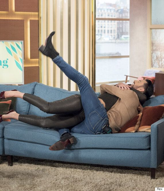 Rylan Clark Accosts Davina McCall As He Meets Original 'Big Brother' Host For The First Time On 'This...
