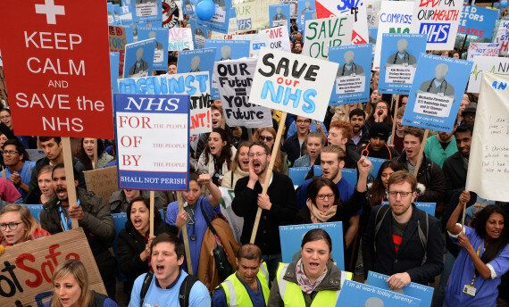 Junior Doctors Strike: In Their Own Words, 8 Medics Explain Why They Won't Be Turning Up To