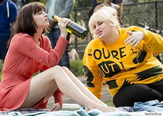 Rebel Wilson Stars In 'How To Be Single', Alongside Dakota Johnson And Alison