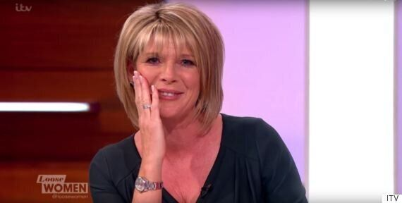 Loose Women's Ruth Langsford Embarrassed As Coleen Nolan Reveals Her Crush On The Apprentice's Nick Hewer