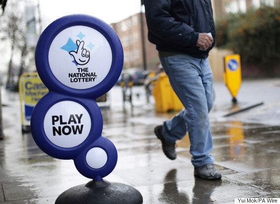 National Lottery Jackpot Has Lead To 'Unprecedented' Level Of