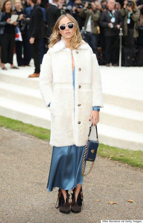 London Fashion Week Celebrity Style: Alexa Chung, Harry Styles, The Beckhams And Neelam Gill's Winning