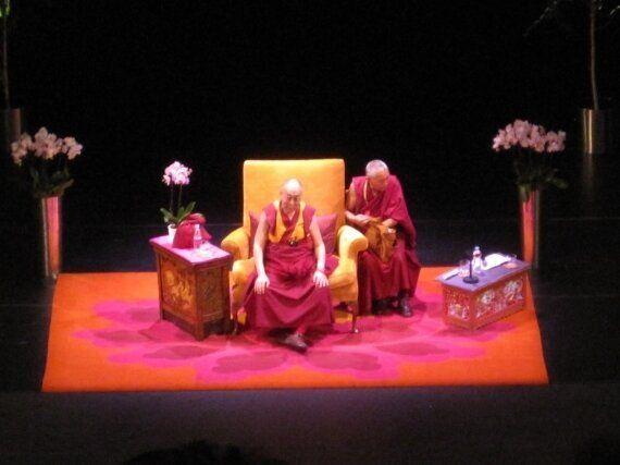 What the Dalai Lama Did