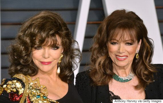 Jackie Collins' Memorial Will Be A 'Party' In Beverly Hills That She Planned