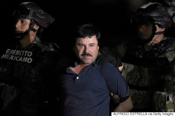 Sean Penn Met With 'El Chapo,' And It Apparently Led To His