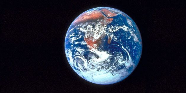 Earth from outer
