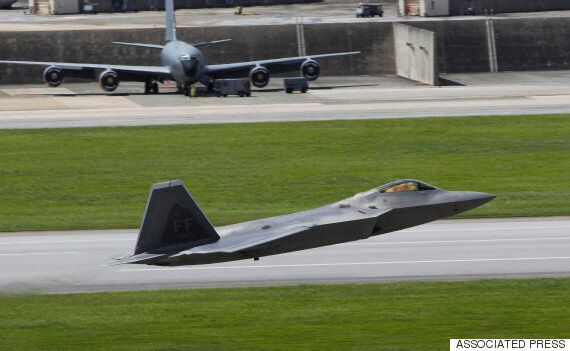 US Fighter Jets Could Get Laser Cannons And Cyber Weapons As Soon As