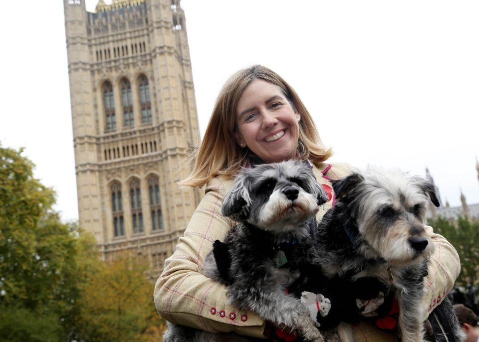 Andrea Jenkyns On Being A Pop Star In Pakistan, Defeating Ed Balls And Her Promise To Her Dying