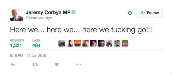 Jeremy Corbyn's Twitter Account Hacked, Tells Followers To 'F**k Trident' And Calls David Cameron A