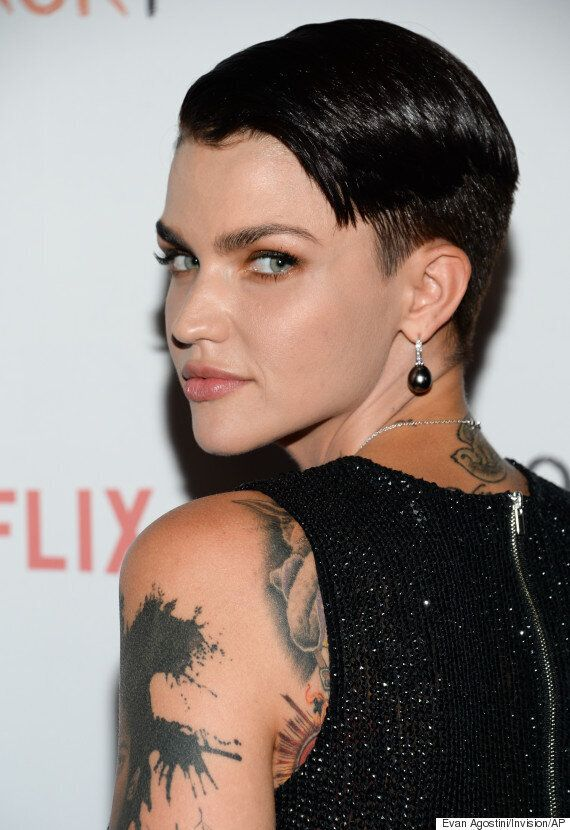 Ruby Rose Calls For Fans To Boycott Untitled Magazine After Topless Picture